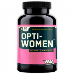 Opti-women - Optimum Nutrition 60 cápsulas