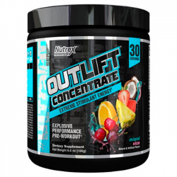 Outlift Concentrado (30 doses) - Nutrex