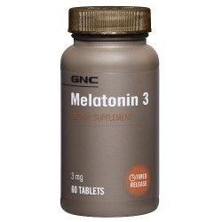 Melatonina 3mg GNC