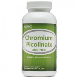 Picolinato de Cromo (180 caps) - GNC