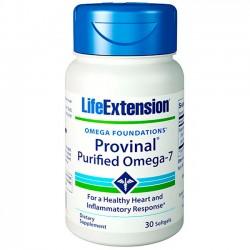 Provinal Omega 7 (30 cápsulas) - Life Extension