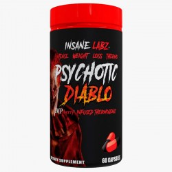 Psychotic Diablo (60 caps) - Insane Labz