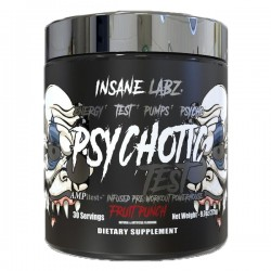 Psychotic Test (30 doses) - Insane Labz