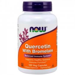 Quercetina (120 cápsulas) - Now Foods
