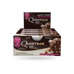 Quest Bar - Cx 12 - Quest Nutrition