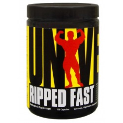 Ripped Fast - 120caps - Universal Nutrition