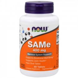 SAMe 400mg (60 tabletes) - Now Foods