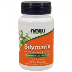 Silymarin (60 caps) - Now Foods