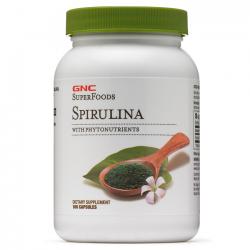 Spirulina (100 caps) - GNC