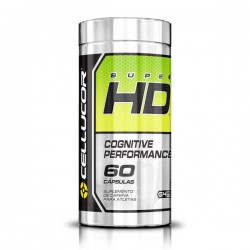 Super HD - 60Caps - Cellucor