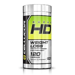 Super HD - Cellucor - 120 Cápsulas