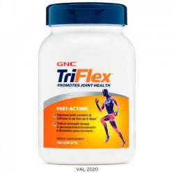 TriFlex Fast-Acting - GNC - 120 capsulas