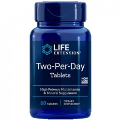 Two-Per-Day (60 tabletes) - Life Extension