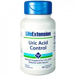 Uric Acid Control (60 cápsulas) - Life Extension