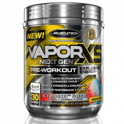 Nano Vapor X5 Next Gen 30 doses - MuscleTech