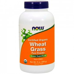 Wheat Grass (255g) - Now Foods