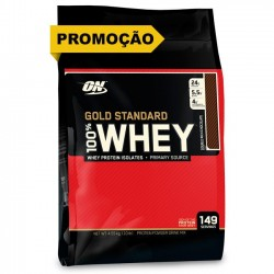 100% Whey Gold Standard 10lbs Optimum Nutrition