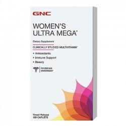 Women's Ultra Mega 180 tabs - GNC
