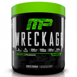 Wreckage (25 doses) - MusclePharm