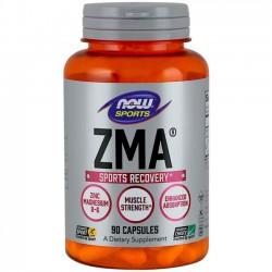 ZMA (90 cápsulas) - Now Foods
