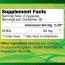 DHEA 50mg (60 caps) - Alfa Vitamins