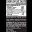 Lipo 6 Rx - Fatos Nutricionais