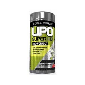 Lipo Super HD - 60Caps - Cell Force