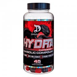 Hydra - 45 Cápsulas - Dragon Pharma