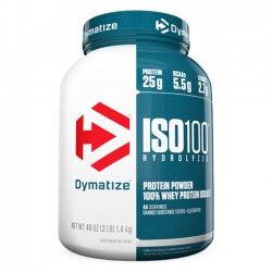 ISO 100 3lbs (1.4kg) - Dymatize Nutrition