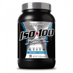 Iso 100 Whey Protein 726g Dymatize - Baunilha