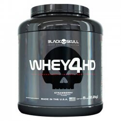 Whey 4HD – 2.2kg - Black Skull