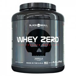 Whey Zero - 2kg - Black Skull