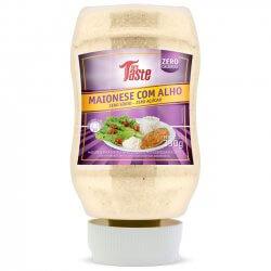 Maionese com Alho Zero Calorias - 330g - Mrs Taste