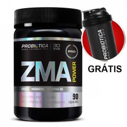ZMA Power - 90Caps - Probiótica