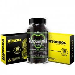 Combo: Somatodrol + Kimera + Black Mamba