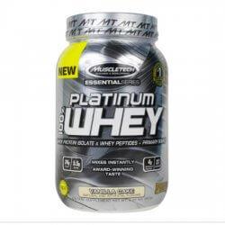 Platinum Whey 907g - Muscletech