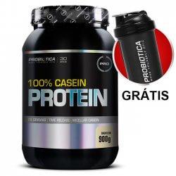 100% Casein Protein - 900g - Probiótica
