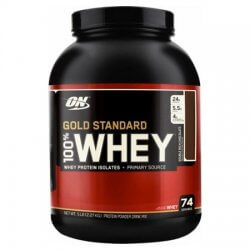 100% Whey Gold Standard ON