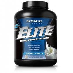Elite 100% Whey Protein (2,270kg) - Dymatize