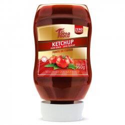 Ketchup Zero Calorias - 350g - Mrs Taste
