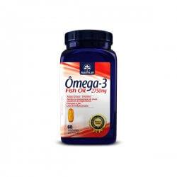 Ômega-3 Fish Oil 2750mg - 60Caps - NatureLab