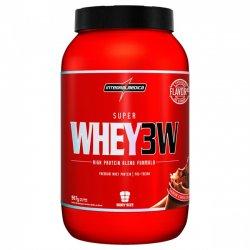 Super Whey 3W Body Size - 907g - Integralmédica