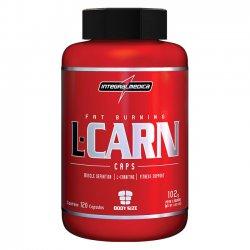 L-Carn Caps Body Size - 120Caps - Integralmédica
