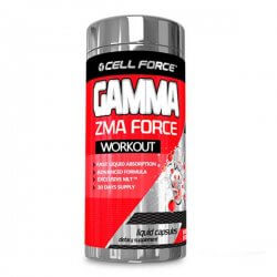 Gamma ZMA Force - 60Caps - Cell Force