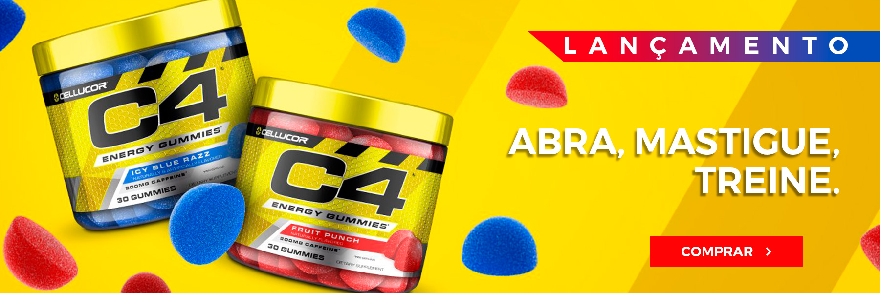 C4 Gummies - Cellucor