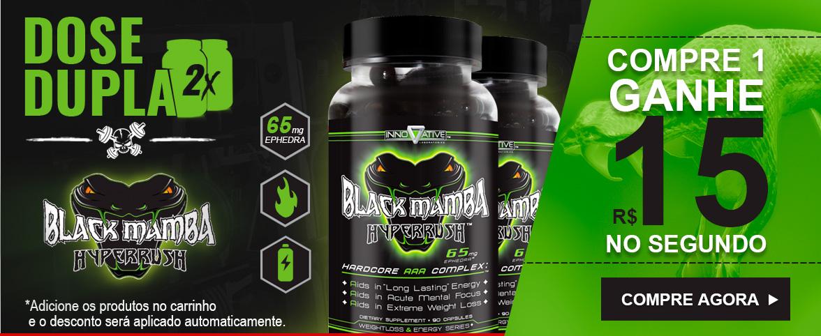 Dose Dupla Black Mamba