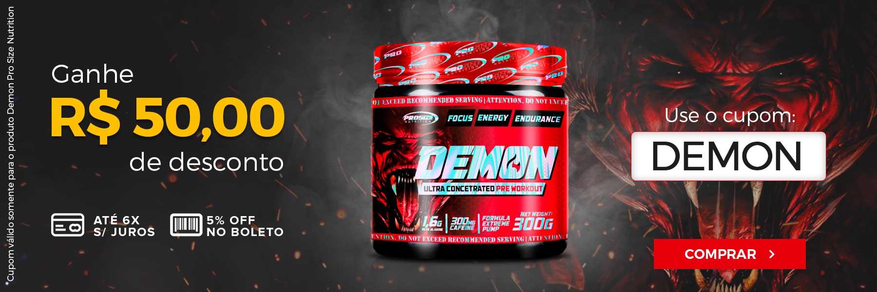 Demon Pro Size Nutrition