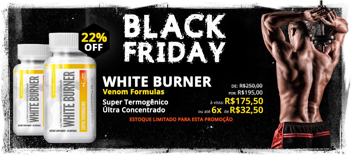 White Burner