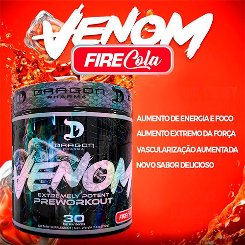 Venom Dragon Pharma