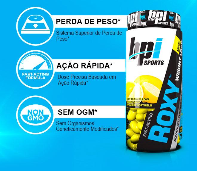 Roxy BPI 45 cápsulas
